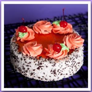 Торт «Абрикосовый десерт»