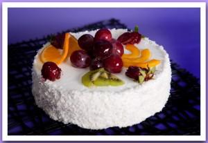 Торт «Фруктовый»