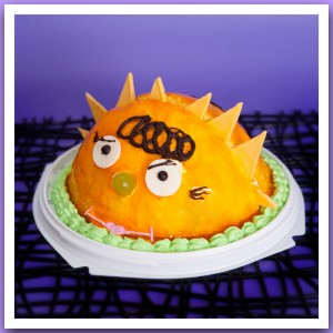 Торт детский «Солнышко»