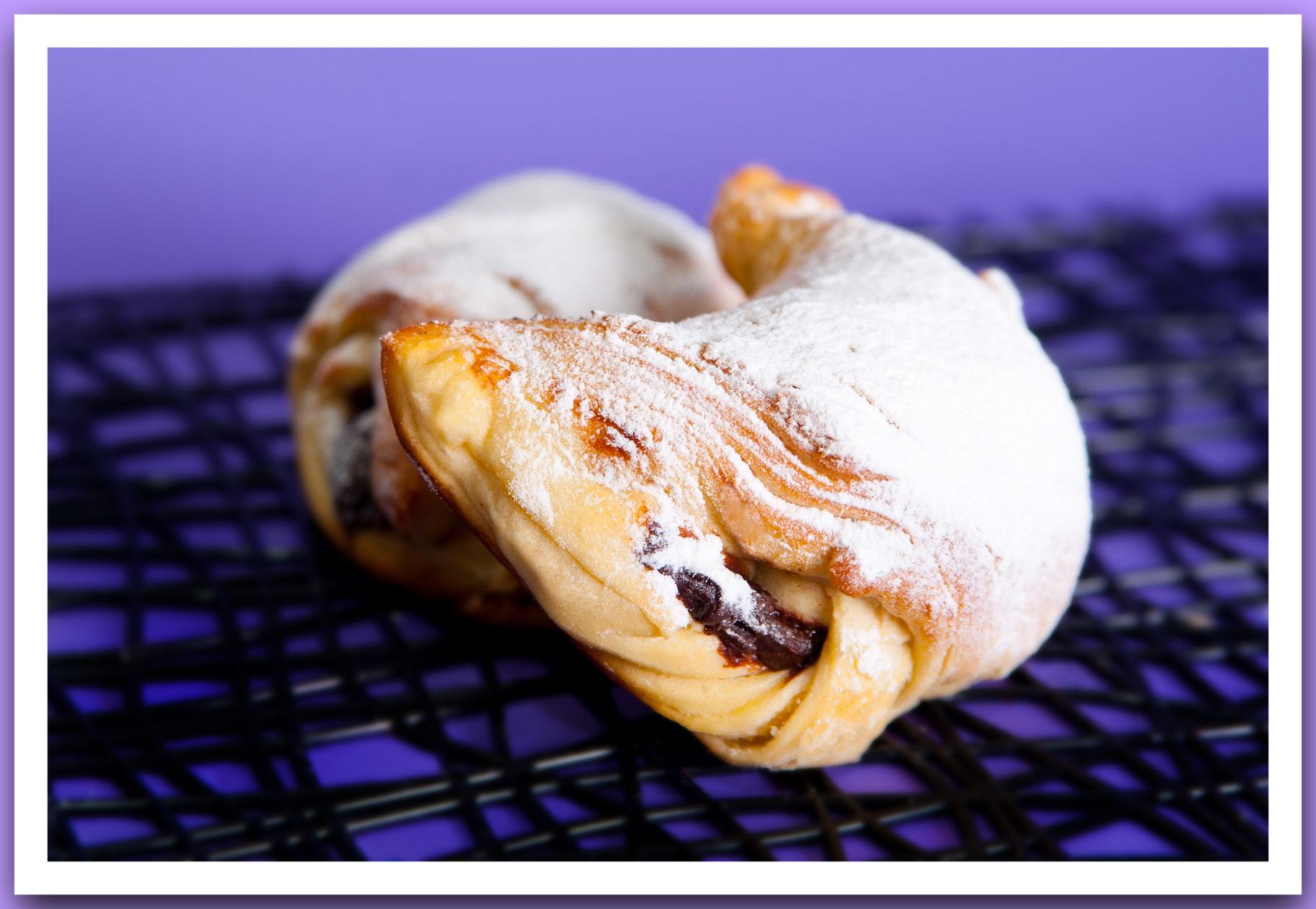 Пирог открытый с картошкой и мясом из слоеного теста рецепт108