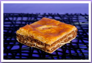 Пирожное «Лакомка» (Похлава)