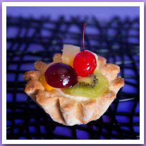 Пирожное «Фруктовое»