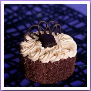 Пирожное «Чернослив в шоколаде»