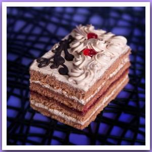 Пирожное «Тёмная ночь»