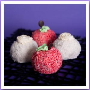 Пирожное «Мечта Яблочко» и «Мечта Облачко»