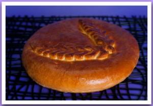 Пирог закрытый с начинкой