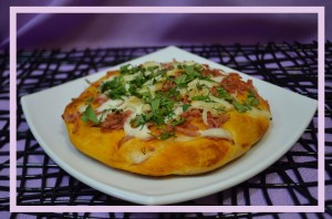 Пицца «С колбасой» малая (большая)