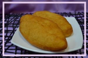 Пирожок  с начинкой жареный