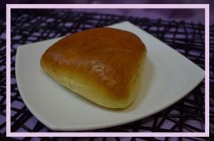 Пирожок печёный с капустой