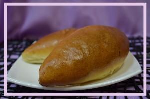 Пирожок печёный с картошкой